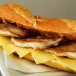 Lomo + queso